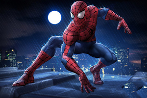Spider Man Contest Of Champions
