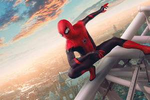 Spider Man Cosplay 8k Wallpaper