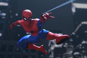 Spider Man Fan Art Original Suit