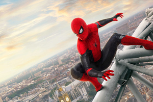 Spider Man Far From Home 5k 2019 Wallpaper