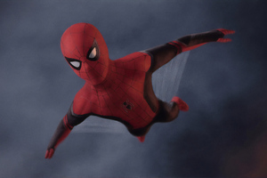 Spider Man Far From Home Art