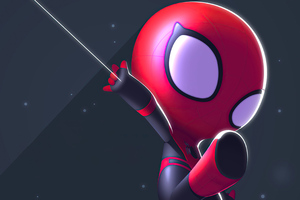 Spider Man Far From Home Doodle Art 4k Wallpaper