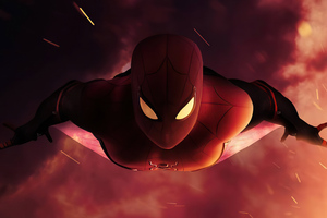 Spider Man Farfrom Home 4k Wallpaper