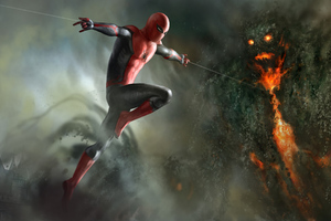 Spider Man Farfrom Home Wallpaper