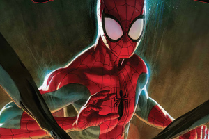 Spider Man Friendly Wallpaper