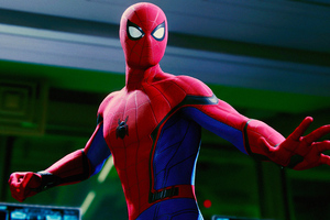 Spider Man Homecoming Suits 4k