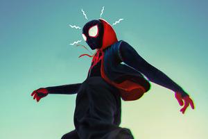 Spider Man Into The Spider Verse 2 5k Wallpaper