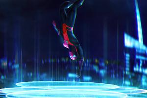 Spider Man Into The Spider Verse 4k Wallpaper