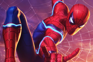 Spider Man Marvel Contest Of Champions Wallpaper
