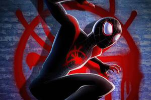 Spider Man Miles 2020 Art 4k
