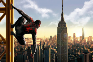 Spider Man Miles 4k 2020 Wallpaper