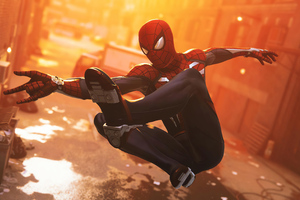 Spider Man Miles Morales 2021 Wallpaper