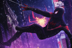 Spider Man Miles Morales 4k 2020 Wallpaper