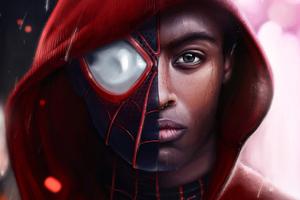 Spider Man Miles Morales 4k