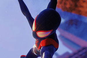 Spider Man Miles Morales Game 4k