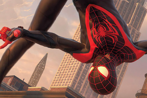 Spider Man Miles Morales Ps 5