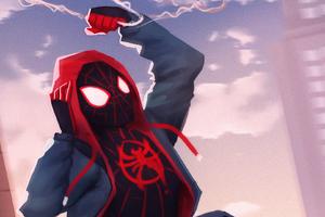 Spider Man Miles Morales Wallpaper