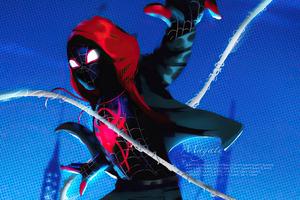 Spider Man Miles New 2020 Wallpaper