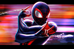 Spider Man Miles Web Shooter