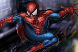 Spider Man New