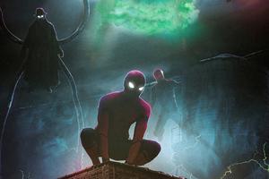 Spider Man No Way Home Concept Art 4k