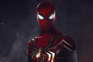 Spider Man No Way Home Integrated Suit Wallpaper
