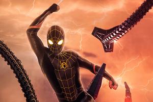 Spider Man No Way Home Marvel Fanart 5k Wallpaper