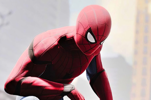 Spider Man No Way Home Star Suit Wallpaper