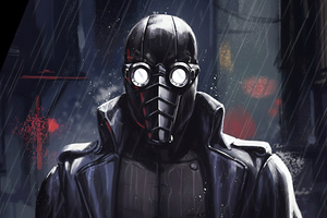 Spider Man Noir Hd