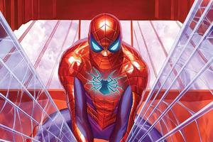 Spider Man On Bridge