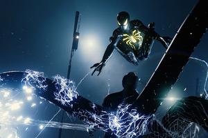 Spider Man PS4 Anti Ock Suit