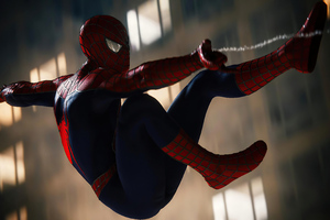 Spider Man Ps4 Game 2020 Wallpaper