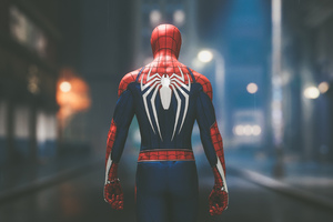Spider Man Ps4 Game 4k