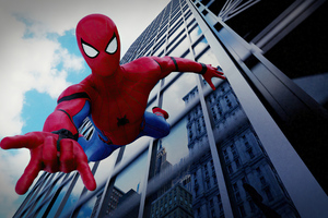 Spider Man Ps4 Game