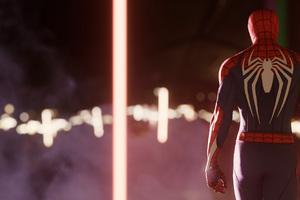 Spider Man Ps4 Marvel 4k