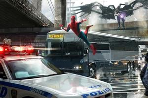 Spider Man Queens