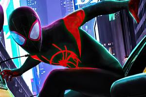 Spider Man Queens Boy