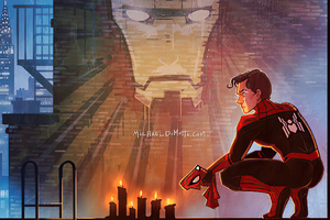 Spider Man Remembering