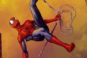 Spider Man Shooter Boy
