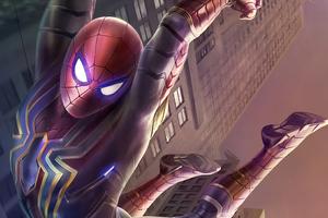 Spider Man Stark Tower