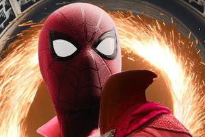 Spider Man The Sorcerer Supreme 4k Wallpaper