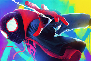 Spider Man Verse 2020 Wallpaper