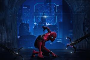 Spider Man Vs Doctor Octopus 4k