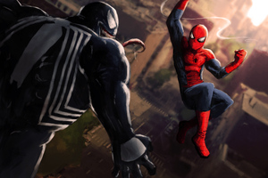 Spider Man Vs Venom 2020 5k