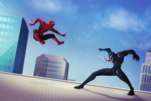 Spider Man Vs Venom 2020