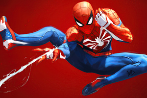 Spider Man Web Shooter 4k