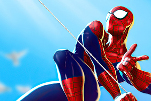 Spider Man Web Shooter Guy