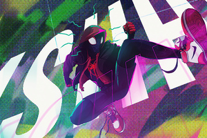 Spider Man Whats Up Wallpaper