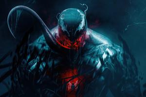 Spider Man X Venom 5k Wallpaper