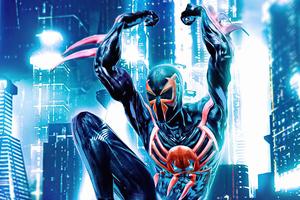 Spider Man2099 Wallpaper